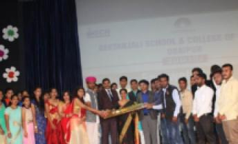 Farewell Ceremony of GNM Batch 2013-14